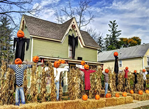 How to Decorate Your Garden for Halloween